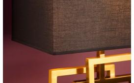 Designer Tischleuchte LEONOTIS GOLD 56 cm NATIVO™ Möbel Schweiz
