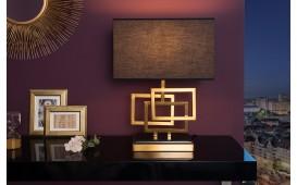 Lampe de table LEONOTIS GOLD 56 cm