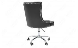 Designer Bürostuhl STUFFY BLACK NATIVO™ Möbel Schweiz