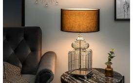 Lampada da tavolo BEE SILVER 68 cm