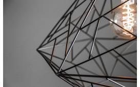 Designer Hängeleuchte CAGE L BLACK NATIVO™ Möbel Schweiz