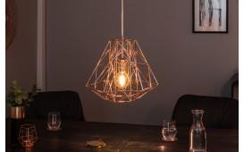 Designer Hängeleuchte CAGE S ROSE-GOLD NATIVO™ Möbel Schweiz