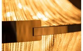 Designer Hängeleuchte QUEEN SILVER 70 cm NATIVO™ Möbel Schweiz