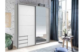 Designer Kleiderschrank DUBAI v2