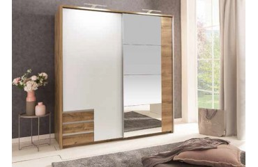 Armoire Design DUBAI v3 NATIVO™ Möbel Schweiz