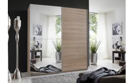 Designer Kleiderschrank LONDON v5