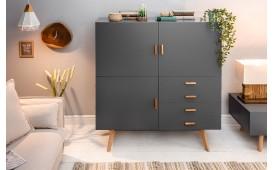 Designer Sideboard MAN GREY 140 cm NATIVO™ Möbel Schweiz