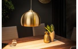 Designer Hängeleuchte GLOBE GOLD 30 cm