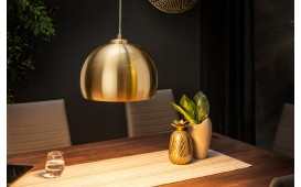 Suspension design GLOBE GOLD 30 cm