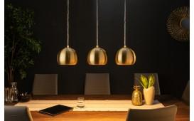 Designer Hängeleuchte GLOBE GOLD 3
