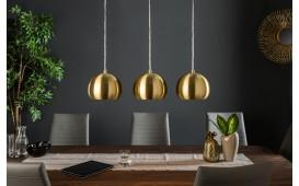 Designer Hängeleuchte GLOBE GOLD 3 NATIVO™ Möbel Schweiz