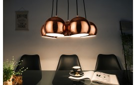 Suspension design PERLA 5 ROSEGOLD