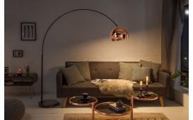 Lampadaire design ORBITO ROSEGOLD