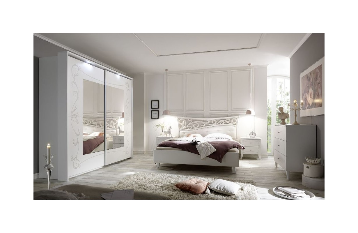 Camera da letto Bellinzona SOLER mobili offerta Svizzera