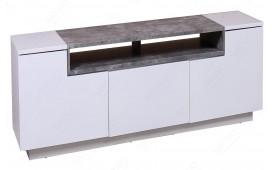 Designer Wohnwand STATE III CONCRETE 180 cm NATIVO™ Möbel Deutschland