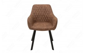 Fauteuil Lounge SICILIA LIGHT BROWN NATIVO™ Mobilier France