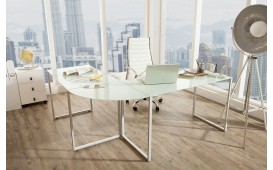 Scrivania di design HERO ALL WHITE