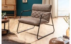 Fauteuil Lounge COLT BEIGE