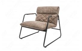 Designer Lounge Sessel COLT BEIGE NATIVO™ Möbel Schweiz