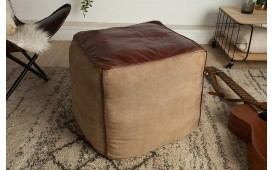 Tabouret Design PINTO BROWN 45 cm