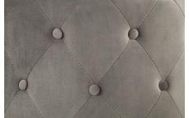 Designer Sitzhocker CHESTERFIELD LIGHT GREY 60 cm NATIVO™ Möbel Schweiz