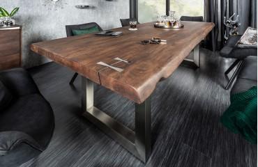Designer Esstisch TAURUS ARTWORK 200 cm NATIVO™ Möbel Schweiz