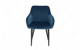 Chaise Design PIEMONT DARK BLUE