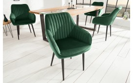 Chaise Design PIEMONT GREEN