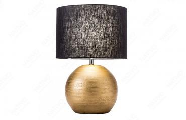Lampe de table LUXURIOUS GOLD-BLACK 45 cm