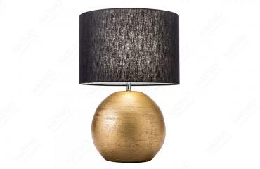 Lampe de table LUXURIOUS GOLD-BLACK 57 cm