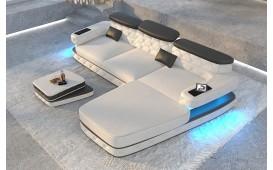 Canapé Design EXODUS MINI avec éclairage LED & port USB