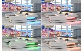 Designer Sofa EXODUS XXL DUO mit LED Beleuchtung & USB Anschluss NATIVO™ Möbel Schweiz
