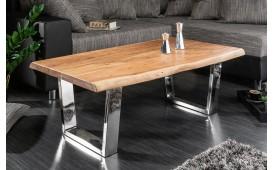 Tavolino di design TAURUS 110 cm NATURE