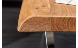 Designer Couchtisch TAURUS 110 cm NATURE NATIVO™ Möbel Schweiz