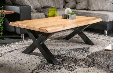 Tavolino di design TAURUS X 110 cm