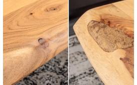 Table basse Design TAURUS X 110 cm