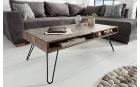 Tavolino di design RENO 110 cm