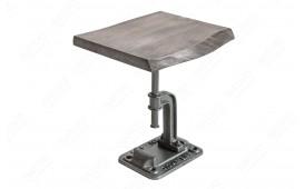 Tavolino d'appoggio di design FABRIK GREY