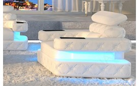 Sessel EXODUS mit LED Beleuchtung & USB Anschluss