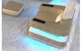 Sessel EXODUS mit LED Beleuchtung & USB Anschluss NATIVO™ Möbel Schweiz