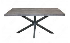 Table Design STAR GREY 180 cm