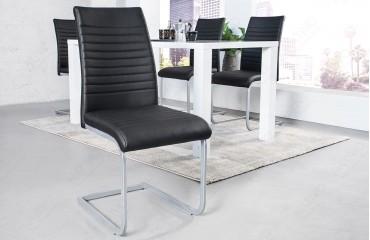 Chaise Design STOREY BLACK
