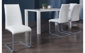 Chaise Design STOREY WHITE