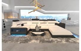 Canapé Design AVATAR XL avec éclairage LED & port USB