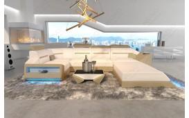 Designer Sofa AVATAR XL mit LED Beleuchtung & USB Anschluss NATIVO™ Möbel Schweiz