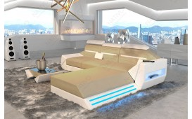 Designer Sofa AVATAR MINI mit LED Beleuchtung & USB Anschluss