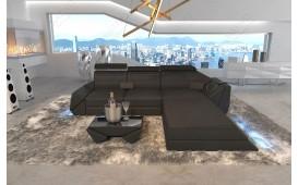 Designer Sofa AVATAR MINI mit LED Beleuchtung & USB Anschluss NATIVO™ Möbel Schweiz
