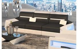 3 Sitzer Sofa AVATAR mit LED Beleuchtung & USB Anschluss NATIVO™ Möbel Schweiz