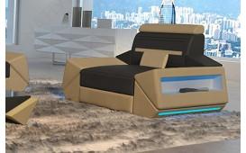 Sessel AVATAR mit LED Beleuchtung & USB Anschluss