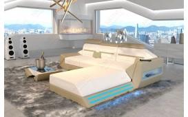Canapé Design AVATAR MINI avec éclairage LED & port USB